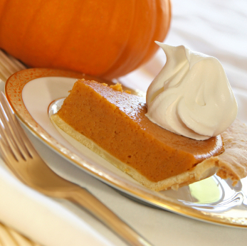 Pumpkin Pie (From Libby's)