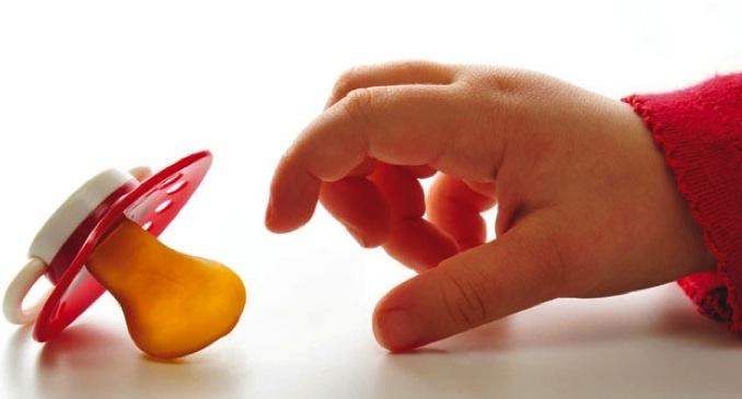 how to stop pacifier habit