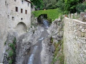 Italian Waterfall
