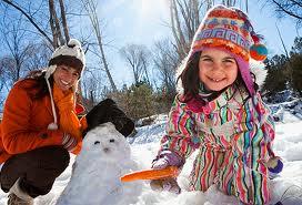 12 Outdoor Family Snow Activities