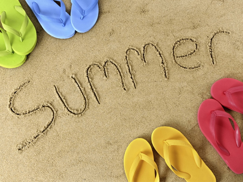 Being Consistent with Work – During Summer?